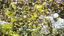 النصر يرفع كأس ولي العهد كبطل للبطولة بعد فوزه امام الهلال - النصر 2-1 الهلال - نهائي كأس ولي العهد 01/02/2014 - الجزء الاخير HD