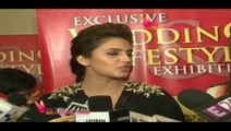 Hot Huma Qureshi Unveiled Wedding and Lifestyle Exhibition