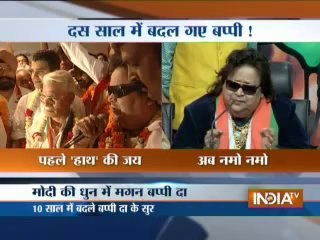Bappi Lahiri Exclusive Interview
