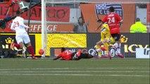 But Valère GERMAIN (41ème) - FC Lorient - AS Monaco FC - (2-2) - 01/02/14 - (FCL-ASM)