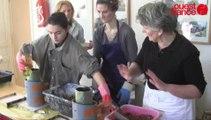 Ornithologie : faire des nichoirs à mésanges à Saint-Lô, pas si évident !