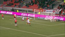 But Layvin KURZAWA (87ème) - FC Lorient - AS Monaco FC - (2-2) - 01/02/14 - (FCL-ASM)
