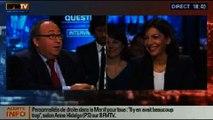 BFM Politique: L'interview BFM Business, Anne Hidalgo répond aux questions d'Emmanuel Lechypre - 02/02 2/6