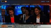 BFM Politique: L'After RMC: Anne Hidalgo répond aux questions de Véronique Jacquier - 02/02 5/5