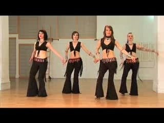 Bellydance - East Coast Tribal - Sera