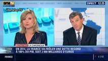 La dette de la France frôlera les 2000 milliards en 2014 [17.09.2013]