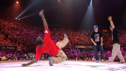 1/2 finales – HIP HOP : Maximus & Zulu (Switzeland) vs  Salas & Ben (France)