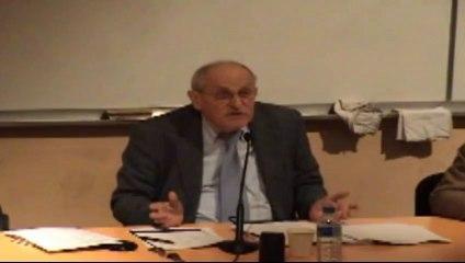 L'évolution du travail dans la mondialisation - Jean François TROGRLIC