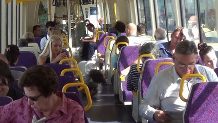 Awkward Train Situations