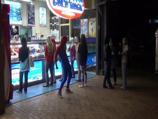 EPIC THRUSTING! feat. Spiderman