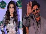Akshay Kumar And Raveena Tandon At McDowell Signature Indian Derby