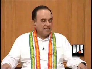 Dr Subramanian Swamy in Aap Ki Adalat - Full Episode