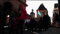 """""""La manif pour tous, c'est pas de la contestation brute"""", se défend un manifestant"""
