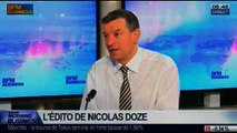 """Nicolas Doze: """"Un élu a trouvé le moyen d'augmenter la CSG sans l'augmenter"""" - 03/02"""