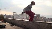 Meilleurs moments de Parkour and Freerunning 2014 - Compilation de dingue!