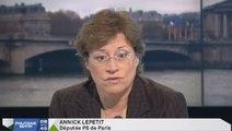 Politique Matin : Roger Karoutchi, Sénateur UMP des Hauts-de-Seine et Annick Lepetit, Députée PS de Paris
