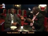 1/2 Paulin MURHULA Economiste, les réalisations en RDC, la voie ferrée, l'énergie  et transport à Kinshasa