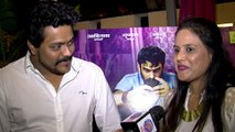 Amitraj & Sayali Pankaj Exclusive Interview - Hello Nandan - New Marathi Movie - Adinath Kothare
