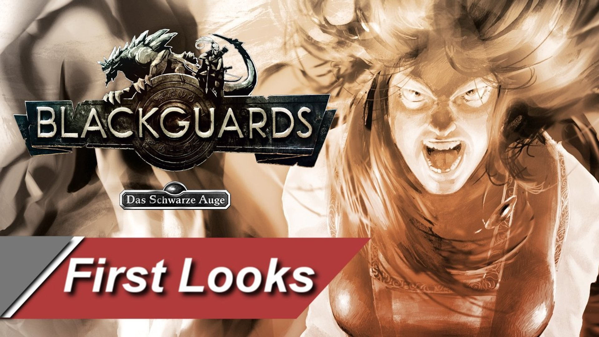 Das Schwarze Auge: Blackguards - First Looks/Gameplay - Games-Panorama HD DE