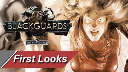Das Schwarze Auge: Blackguards - First Looks/Gameplay - Games-Panorama HD DE