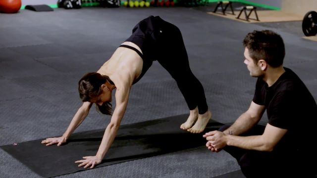 YOGA: Core Workout