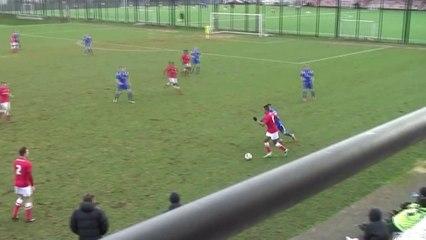 That's how you score a team goal | Barnsley FC U18s score a fantastic goal