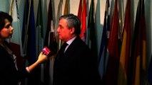 Tajani non vede violazioni regole Ue in alleanza Alitalia-Etihad