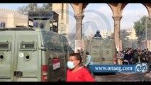 اشتباكات بين قوات الامن طلاب الازهر اقتحام المدينة الجامعية