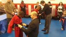 Big Creek Martial Arts Dojo - Choe's HapKiDo