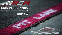 5. Lauf zum Porsche GT3 GSMF Cup auf dem Norisring