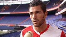 31-08-2012 Pelle blij terug in Nederland te zijn