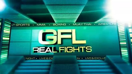 GFL Real Fights - War at the Forge Boxing