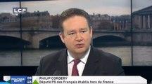 Politique Matin : Philip Cordery, député SRC des Français établis hors de France et Guillaume Larrivé, député UMP de l'Yonne