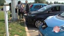 Les nouvelles énergies du Nord-Pas de Calais : les véhicules électriques
