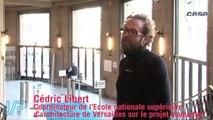 Interview de Cedric Libert responsable studio maquettes de l' #expoperret
