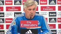 Copa del Rey -Ancelotti confirma la titularidad de Cristiano