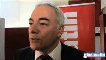 Municipales 2014 à Nice : Interview de Patrick Allemand lors du débat organisé par Nice Matin