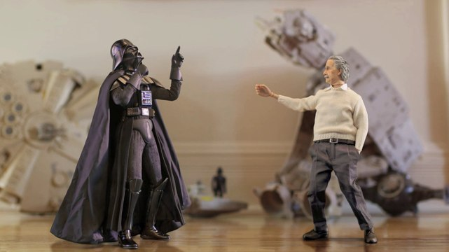Please don't use the force #3