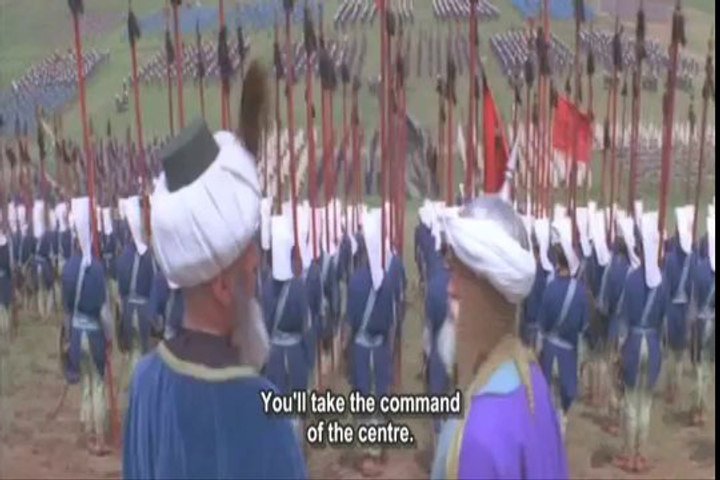 Ottomans vs Romanians - Islam vs Christianity (English Sub) Part 1