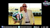 "La première version de ""We are one"" de Pitbull pour l'hymne de la prochaine coupe du monde de football"