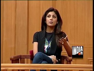 Shilpa Shetty in Aap Ki Adalat - Part 1