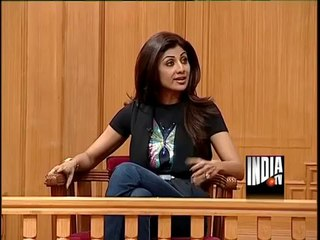 Shilpa Shetty in Aap Ki Adalat - Part 2