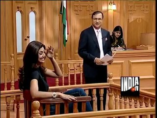 Shilpa Shetty in Aap Ki Adalat - Part 3