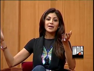 Shilpa Shetty in Aap Ki Adalat - Part 4