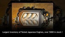 Used Japanese Engines & Transmission | Tested Motors from Engine