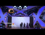 India's Got Talent: Amazing shadow dance by Parchhai group