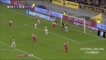 Deux buts gags en vingt minutes au Pays-Bas
