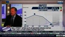 Philippe Béchade VS Philippe de Cholet: Que se passe-t-il sur les marchés? dans Intégrale Placements – 05/02