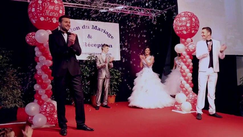 Défilé salon du mariage d'abbeville alliance part2