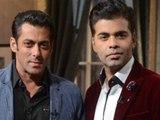 Karan Johar PROPOSES To Salman Khan    Latest Bollywood Gossip